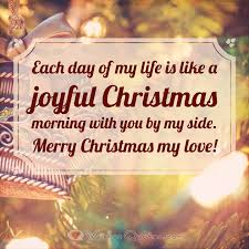 Christmas Quotes About Love Classy Christmas Love Messages