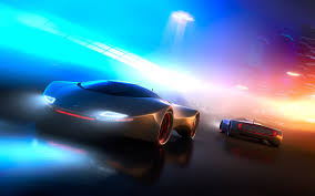 cool cars with neon lights wallpaper. Delighful Wallpaper Download This Wallpaper And Cool Cars With Neon Lights Wallpaper