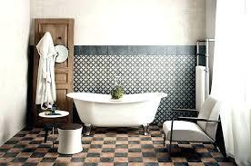 vintage bathroom floor tile ideas.  Floor Vintage Style Bathroom Tile Classic Floor  Black And Brown To Vintage Bathroom Floor Tile Ideas W