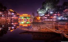 Chinese Landscape Ultra HD Desktop ...