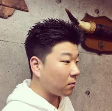 刈り上げオールバックスタイルですrs Hair所属長谷山和樹のヘア