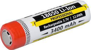 """<b>Аккумулятор защищенный Armytek</b> """"18650 Li-Ion"""", 3400 мАч ..."""