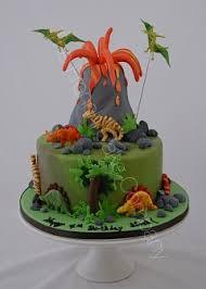 Dinosaur Birthday Cake The French Cake Company