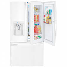 kenmore elite fridge white. kenmore elite 74032 29.6 cu. ft. french door bottom-freezer refrigerator w/ fridge white