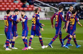 ملخص مباراة برشلونة ضد خيتافي في الدوري الإسباني.. ثنائية لميسي - التيار  الاخضر