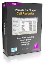 recording a skype call pamela for skype