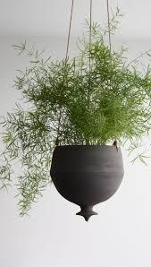 home design unique black modern hanging planter www best planters