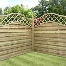 image of prague fence panels