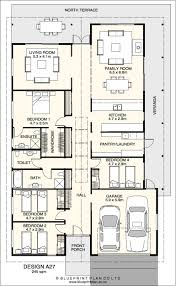 House Plan And Design Blueprint Lots Of Living Space In A Smart Design Blueprint Designs