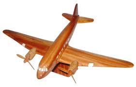 Image result for DC 3 woolden plane