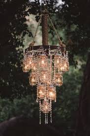 rustic country chandeliers wedding decorations 40 romantic ideas to use chandeliers