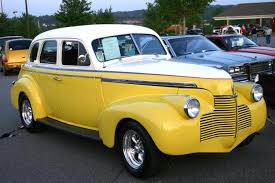 modified 1940 chevrolet 2 door street rod