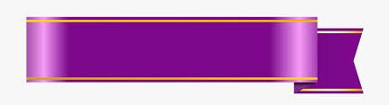 Purple Ribbon Banner Purple Banner Png Clipart Picture Purple Ribbon Banner Png