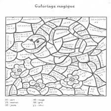 Coloriage Magique Table Multiplication Ce1lllll L