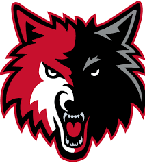 Red TimberWolves logo by WolfDawgz on DeviantArt | minnesota ...