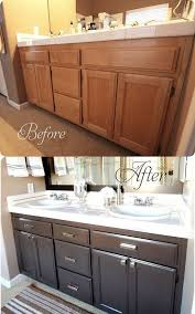 brown bathroom furniture. best 25 painting bathroom cabinets ideas on pinterest paint painted and brown furniture
