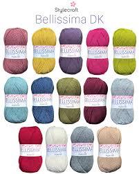 Stylecraft Bellissima Dk 100g