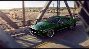2018 Bullit Mustang OFFICIAL Trailer - YouTube