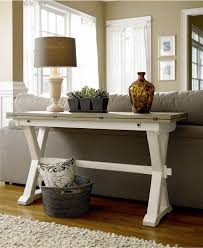 Good Versatile Console Table With A Fold Out Leaf   Use As A Desk, Dining Table  Or Sofa Table.