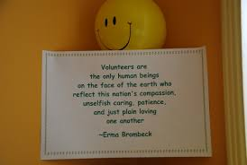 Quotes About Appreciating A Volunteer. QuotesGram via Relatably.com