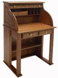 roll top vintage scholar s desk 28 7 8