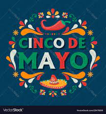 Cinco de mayo card festive mexican ...