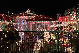 Christmas Lights Nhl 18 Mission And Abbotsford Aglow With Christmas Light Displays