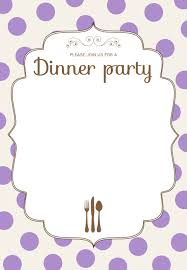 dinner party invites templates free printable classic dinner party invitation party ideas and