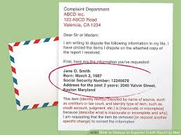 aid v4 728px Dispute an Experian Credit Report by Mail Step 4