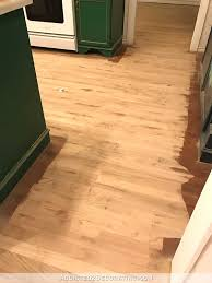 Oak Flooring Kitchen Refinishing My Hardwood Floors Sanding Progress