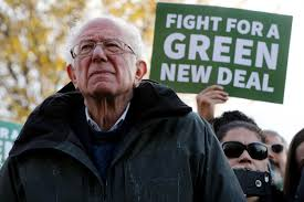 Bernie Sanders Will Have to 'Very Seriously Rethink' Green New ...