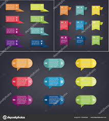 Chart Paper Presentation Vector Colorful Infographic Template Diagram Graph