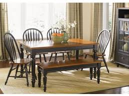 Liberty Furniture Dining Room Rectangular Leg Table 80 T3876