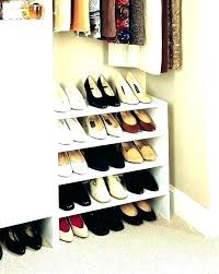 home depot shoe organizer incredible shoe organizer in closet best storage with insi shelves sign wire home depot shoe organizer