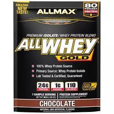 Allmax Nutrition Whey Protein <b>Allwhey Gold</b>