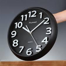 artsy kitchen wall clocks