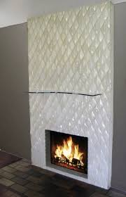 ... Image From Http Luxtica Comimagescontemporary Fireplace Contemporary  Glass Tile Installation Curved Mantle Modern Designs Full Size