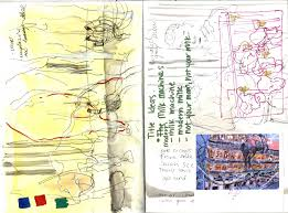sketchbook natalie galindo 2016