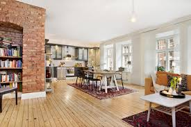 Exposed Brick Kitchen Using The Exposed Brick Wall In The Kitchen Will Give A Different