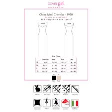 Chloe Dress Size Chart Chloe Maxi Chemise