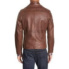 men designer leather jacket le mn 3 le mn 3b
