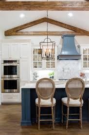 Fixer Upper Style Farmhouse Lighting Maison Mass Kitchen Cabinets
