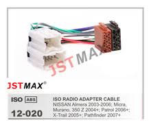 350z wiring harness online shopping the world largest 350z wiring jstmax car iso radio plug for nissan almera micra murano 350z patrol x trail pathfinder wiring harness adapter connector adaptor