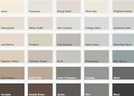 36 Specific Dulux Satin Colour Chart