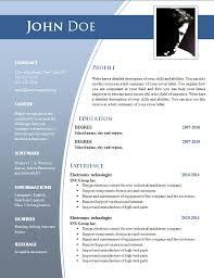 free resume templates for word   lisamaurodesignfree resume cv template word d f owa