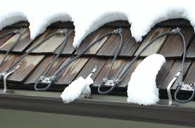 roof wires melt ice ct roof gutter ice melt systems ctroofheat com
