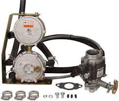 New Propane Forklift Regulator LPG Converter Aisan Conversion Kit ...