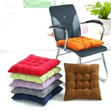 chair pads with ties dining chairs cushion pads appealing chair pad get dining