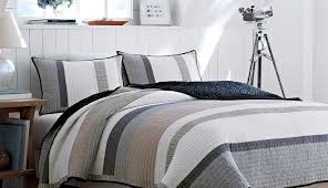 comforters blue comforter striped rugby stripe navy varsity agreeable bedding white grey pink twin and izod