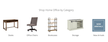 Home office desk wood Living Room Home Office Desks Office Chairs Bookcases Office Storage Ashley Furniture Homestore Home Office Furniture Ashley Furniture Homestore